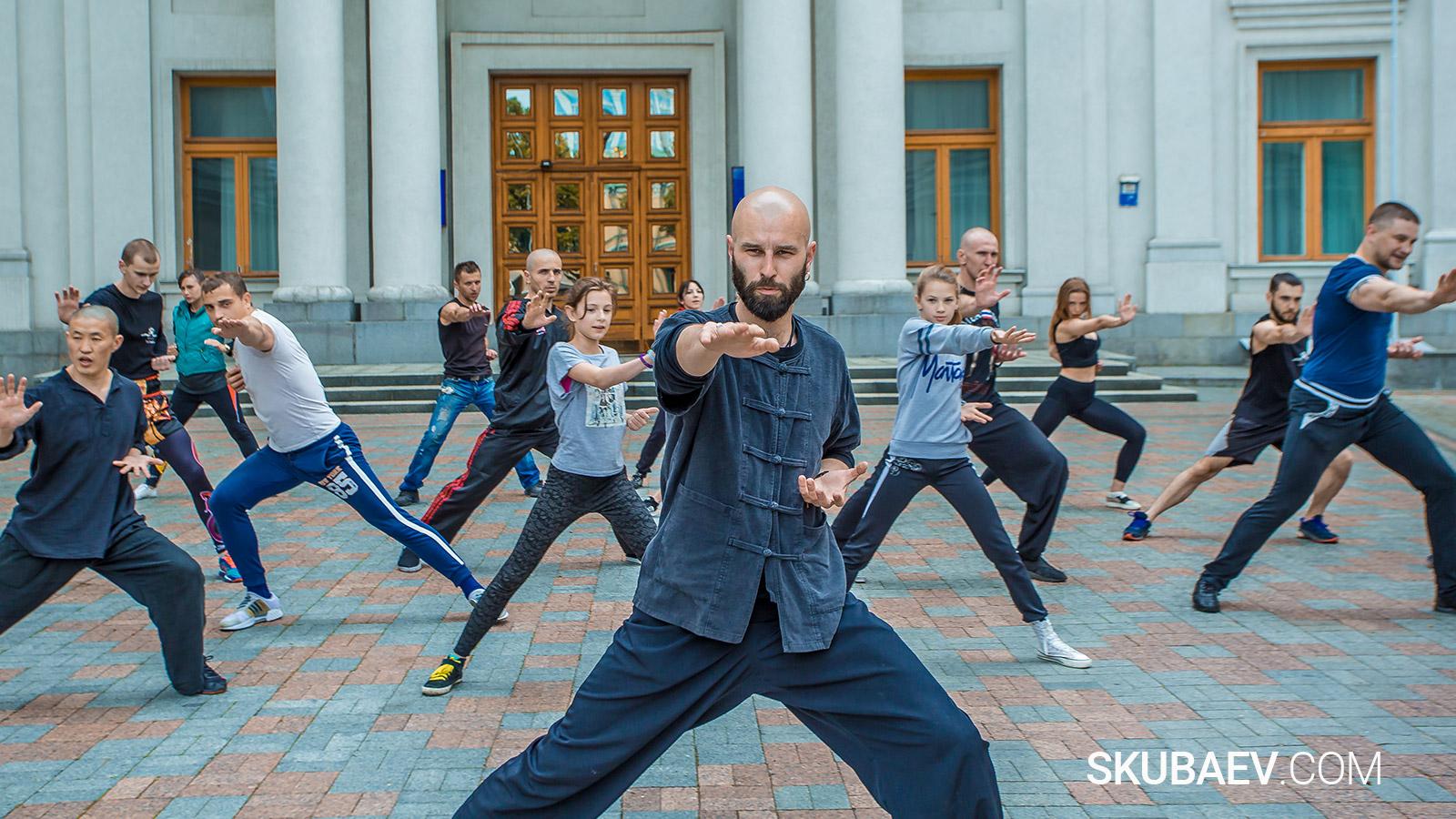 Занятия по Йоге в Центре Киева